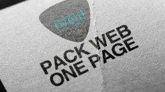 Pack Web One Page